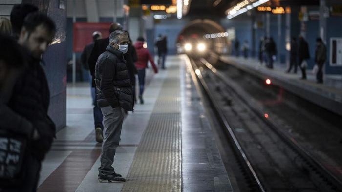 Death toll from coronavirus in Turkey rises to 168