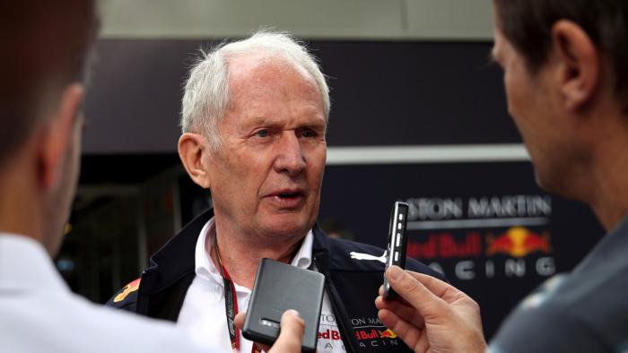 Asesor de Red Bull en Fórmula 1 propone que sus pilotos se contagien de coronavirus