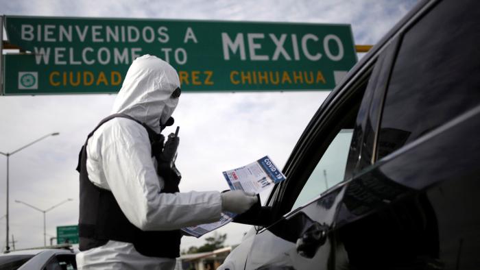 México confirma 1.094 casos de coronavirus y 28 muertes