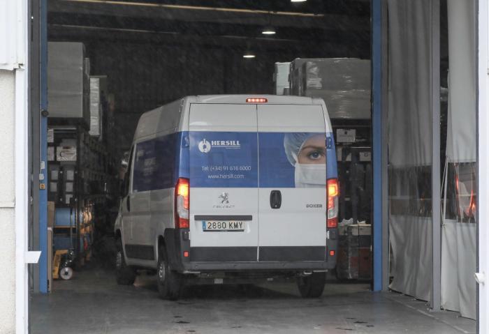 La solución a los respiradores 'made in Spain' está en Móstoles