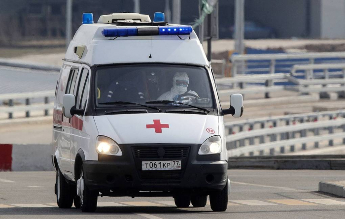500 coronavirus cases recorded in Russia over past day