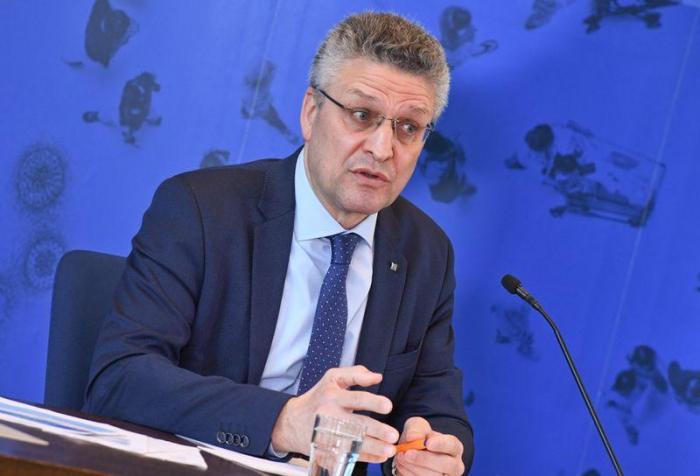 RKI-Chef Wieler spricht von begründetem Optimismus