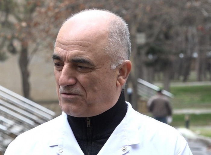 Azerbaijan's chief infectiologist talks non-compliance with quarantine