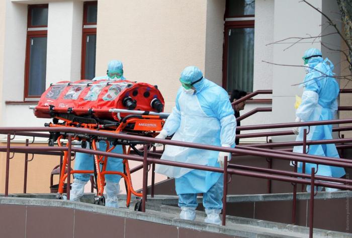 Belarus reports first coronavirus death