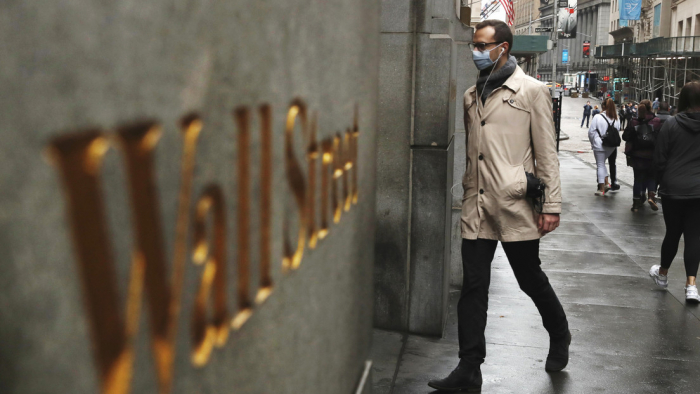Caen los índices bursátiles de EE.UU., mientras Wall Street podría firmar su peor primer trimestre de la historia