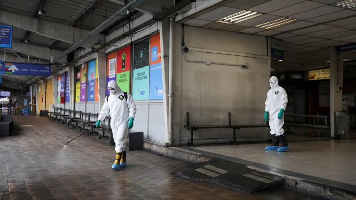 Chile registra 289 nuevos casos de coronavirus y la cifra total se eleva a 2.738 contagiados y 12 fallecidos