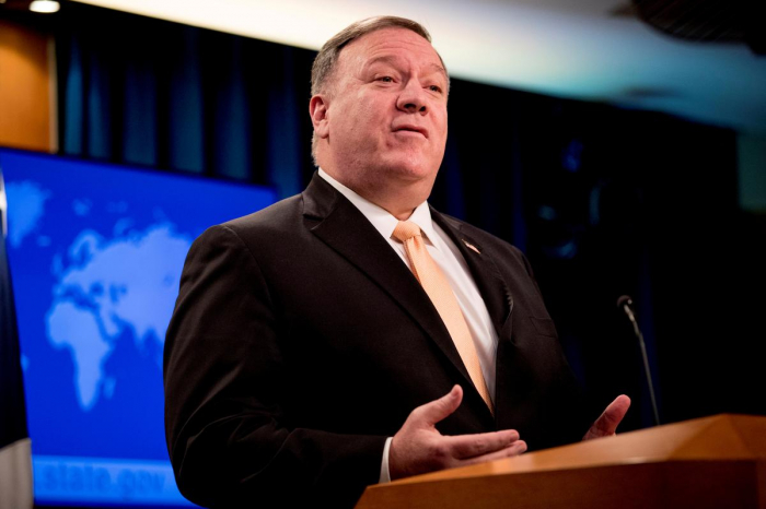 U.S. might rethink Iran sanctions in light of coronavirus outbreak: Pompeo