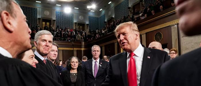 تفاصيل اتفاق ترامب مع الكونغرس لمواجهة آثار كورونا اقتصاديا