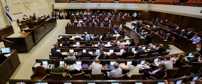 استقالة رئيس الكنيست الإسرائيلي يولي أدلشتاين
