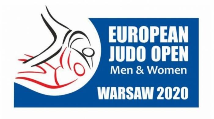 Azerbaijani judo fighters win three medals at Warsaw European Open 2020