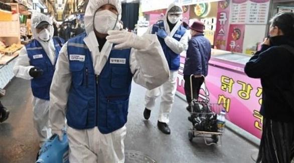 كوريا الجنوبية تسجل أقل زيادة في إصابات كورونا خلال شهر