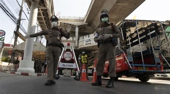 هروب نزلاء من سجن تايلاندي بسبب كورونا