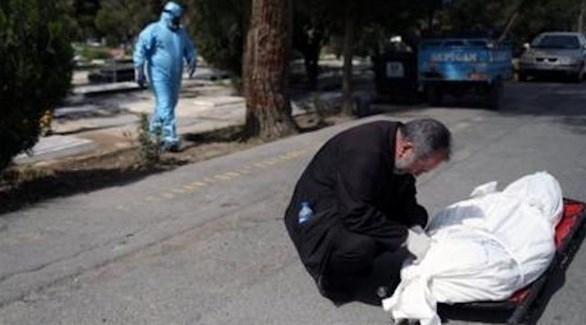إيران: 117 وفاة جديدة و3186 إصابة إضافية بكورونا في 24 ساعة