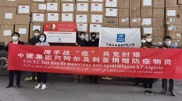 الصين تعرض على الجزائر بناء مستشفى لمواجهة كورونا
