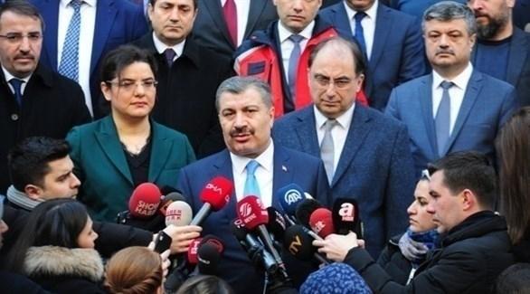 تركيا: 168 وفاة بفيروس كورونا