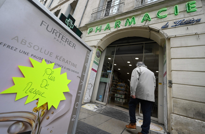 2,000 surgical masks stolen from French hospital