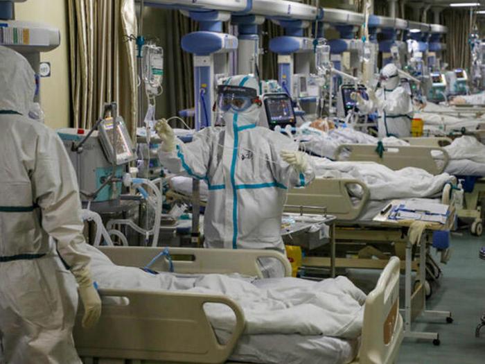 İranda ölənlərin sayı yenə artdı - 2757 nəfər