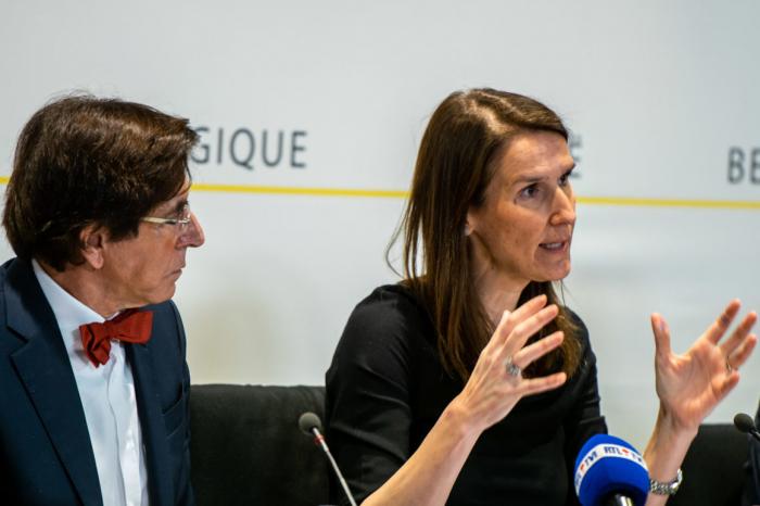 Belgium closes schools, bars and restaurants