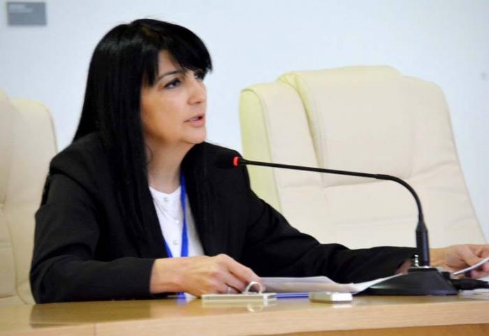 Leyla İmanova vəzifəsindən azad olundu
