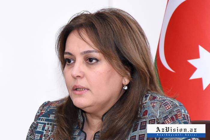 """Umayra Tağıyeva: """"Gəlin optimist olaq!"""""""