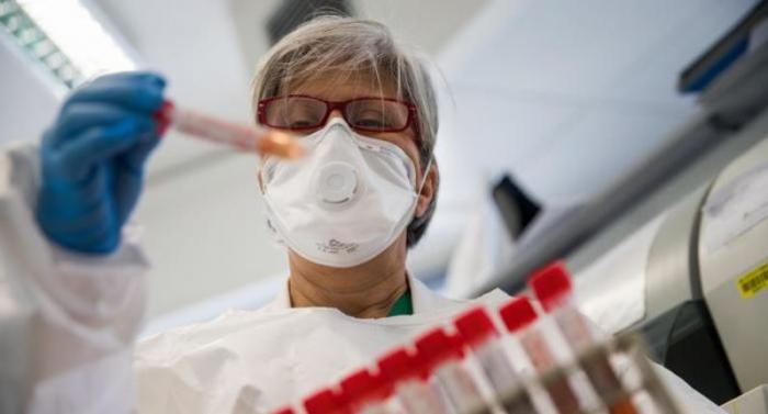 Erməni qadın və iki aylıq körpəsi koronavirusa yoluxdu