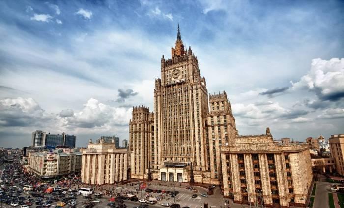 Rusiya XİN-də jurnalistlərin temperaturu yoxlanıldı