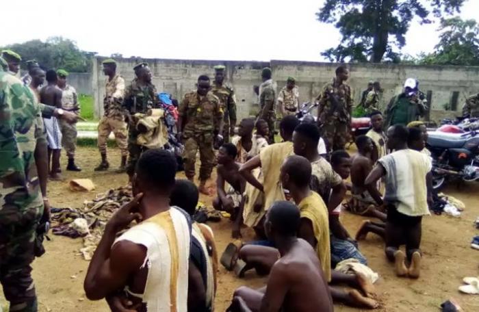 Une ville de Guinée secouée par des violences meurtrières