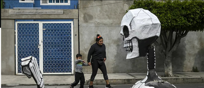 المكسيك: ارتفاع عدد الإصابات بفيروس كورونا إلى 405 والوفيات إلى 5