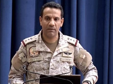 التحالف العربي: الحوثيون يستغلون انشغال العالم بجائحة كورونا
