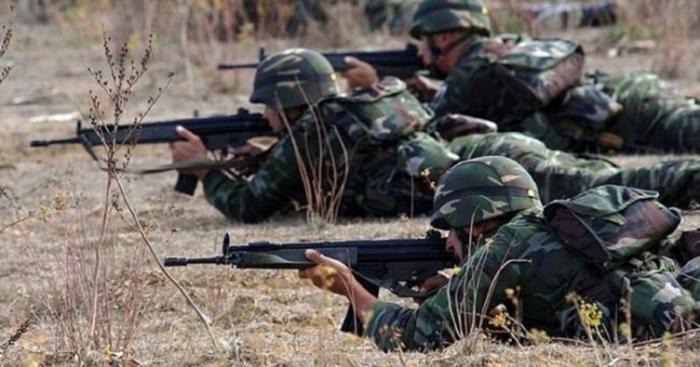 Türkiyə ordusu 4 terrorçunu zərərsizləşdirdi