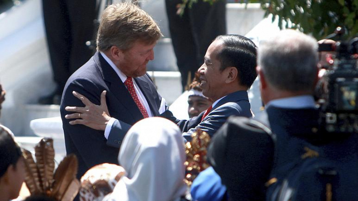 Dutch king apologises for colonial killings in Indonesia