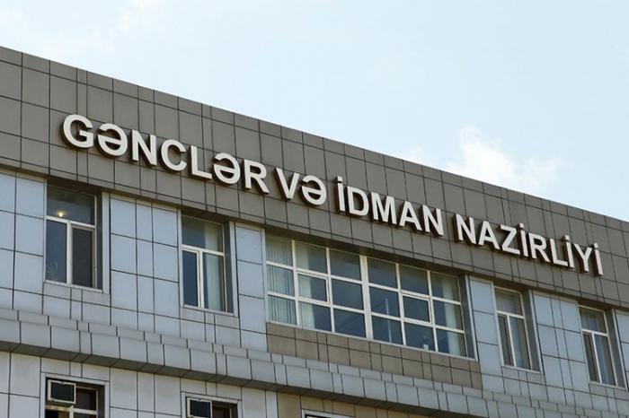 Nazirlik və Milli Olimpiya Komitəsi birgə bəyanat yaydı
