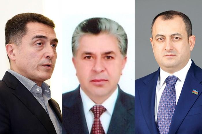 Yeni parlamentin sədr müavinləri seçildi