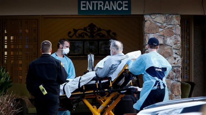 ABŞ-da virusdan ölənlərin sayı 1711 nəfərə çatıb