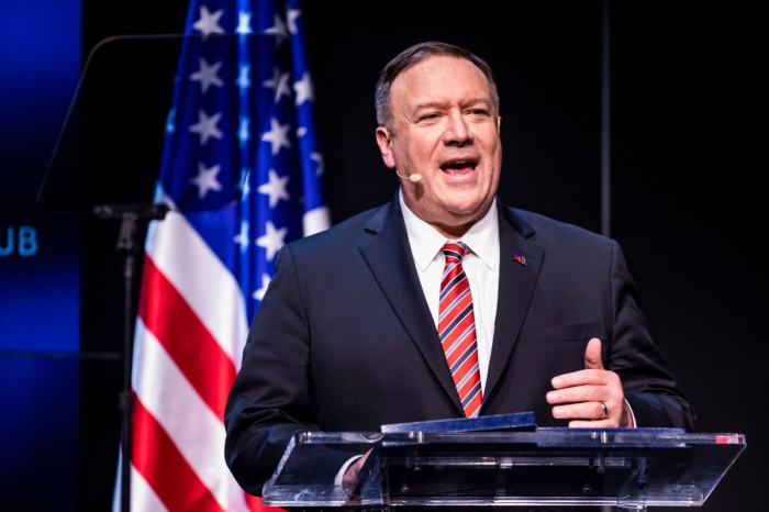 US secretary of state accuses Iran's supreme leader of lying about outbreak