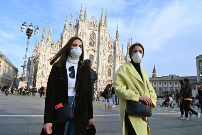 İtaliyada koronavirus faciəsi:  Ölü sayı 8165-ə çatdı