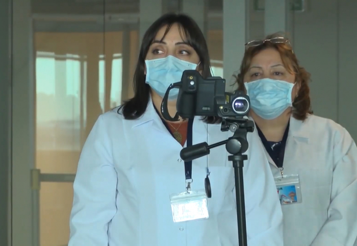 Ermənistanda virusa yoluxanların sayı 480-ə çatıb