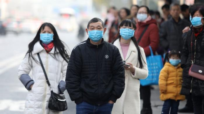 Çində 70,4 min nəfər koronavirusdan sağalıb