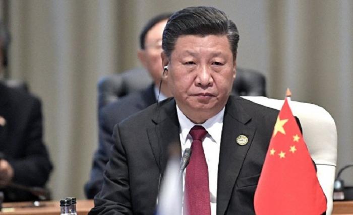 """Çin lideri """"ölüm şəhəri""""nə getdi"""