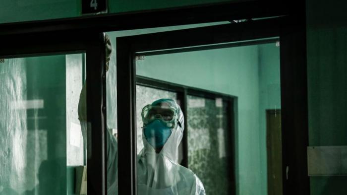 Ermənistanda üç tibb işçisi koronavirusa yoluxdu