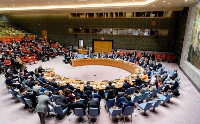Le Conseil de sécurité de l