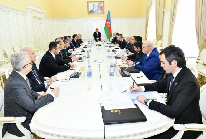 Operational Headquarters under Cabinet of Ministers holds another meeting to discuss fight against coronavirus