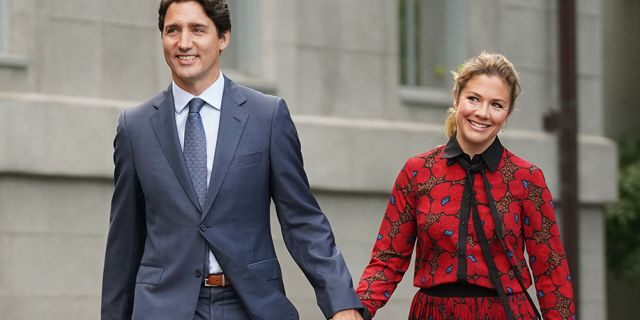 Sophie Grégoire Trudeau, wife of Canadian PM tests positive for coronavirus