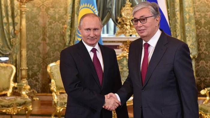 Putinlə Tokayev koronavirusdan danışdı