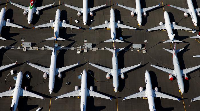 Boeing səhmdarlara divident ödəməsini dayandırıb