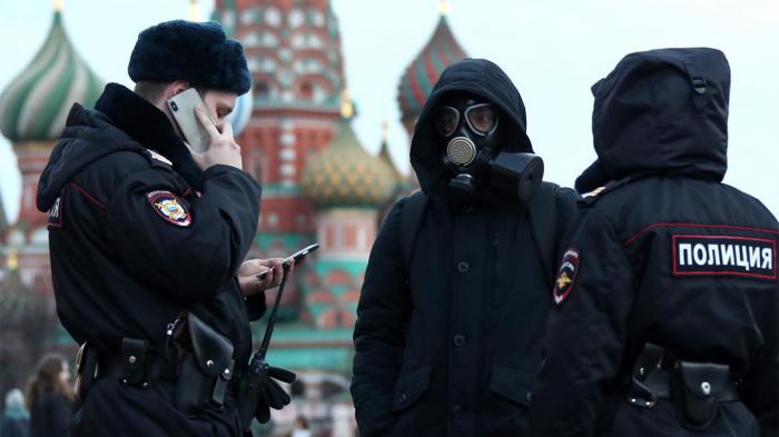 Rusiyada virusa yoluxanlar 840 nəfərə çatdı
