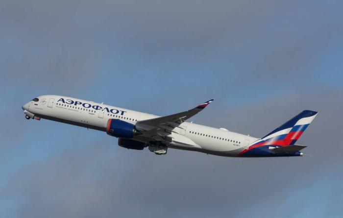 Aerolínea rusa Aeroflot suspende los vuelos a Azerbaiyán por el coronavirus