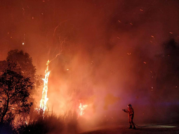 Australian bushfires: Horror blazes fully extinguished in New South Wales for first time in 240 days
