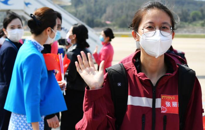 Coronavirus:  fin des restrictions dans le Hubei, en Chine