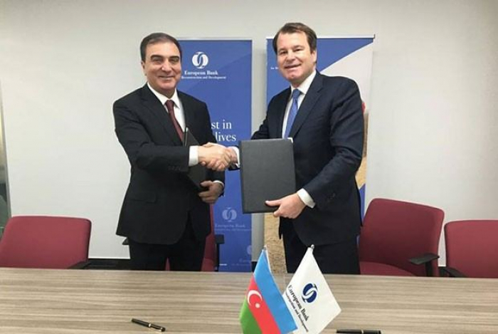 EBRD and Azerbaijan's city of Ganja agree to develop urban projects
